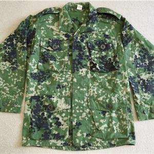 ロシアの軍服  陸軍迷彩ジャケットセット(デニッシュタイプ)とは? 0181  🇷🇺