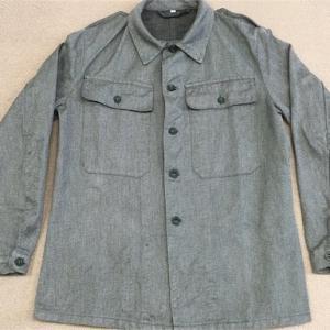 スイスの軍服 陸軍デニムジャケットとは? 0186  🇨🇭