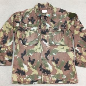 イタリアの軍服 海軍サン・マルコ海兵団迷彩ジャケットとは? 0190  🇮🇹
