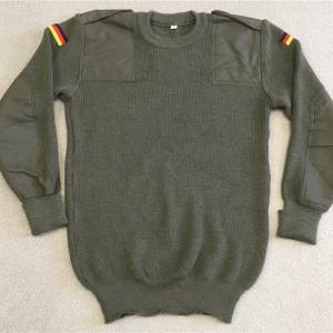 ドイツの軍服 陸軍セーター(プレーンタイプ)とは? 0192  🇩🇪