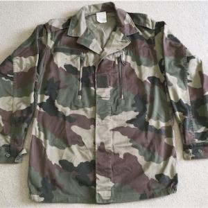 フランスの軍服  陸軍迷彩ジャケット(CCE迷彩)とは? 0190  🇫🇷