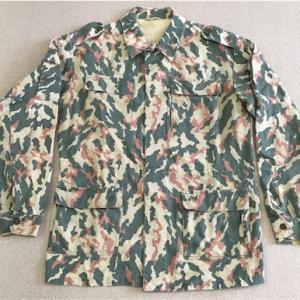 旧ソ連の軍服 最終迷彩服(通称VSR又はショフィールド迷彩)とは?  0198  USSR 🇷🇺