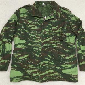 キプロスの軍服 陸軍防寒迷彩ジャケットとは? 0199  🇨🇾