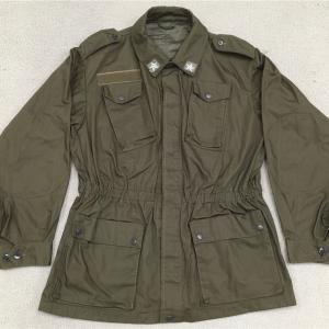 イタリアの軍服 陸軍空挺ジャケットとは? 0203  🇮🇹