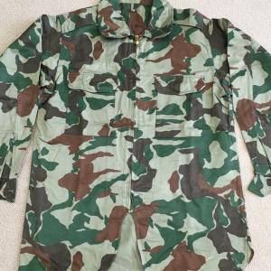 自衛隊装備品  陸上自衛隊迷彩服1型(一般用・官給品)とは? 0205 🇯🇵