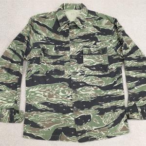 旧南ベトナムの軍服  陸軍迷彩服(タイガーストライプその3)とは? 0206   South Vietnam