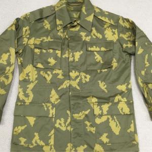 旧ソ連の軍服(?)KGB国境警備隊迷彩服(P–79)とは? 0211   USSR