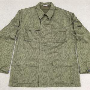 旧東ドイツの軍服   陸軍迷彩ジャケット(アフガンタイプ)とは?  0212  DDR