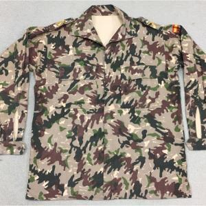 スペインの軍服 陸軍山岳兵用迷彩ジャケットとは?  0216  🇪🇸 ミリタリー