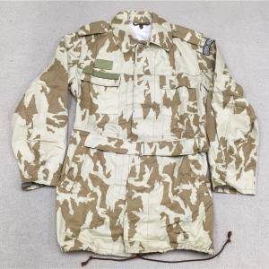 チェコの軍服 陸軍砂漠用迷彩服とは? 0219  🇨🇿 ミリタリー