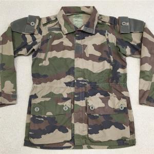 フランスの軍服 陸軍迷彩ジャケット(T4)とは? 0228 🇫🇷  ミリタリー