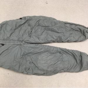アメリカの軍服 空軍防寒フライトトラウザース(F–1B)とは? 0229  🇺🇸 ミリタリー