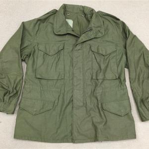 アメリカの軍服 M65フィールドジャケット(OG最終型)とは?  0233  🇺🇸 ミリタリー