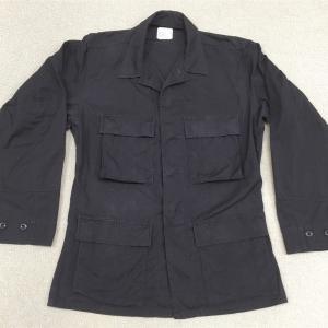アメリカの軍服 特殊部隊用戦闘服(ブラックBDU)とは?  0294   🇺🇸  ミリタリー