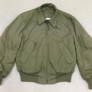 アメリカの軍服 陸軍CVCジャケットとは?  0295      🇺🇸   ミリタリー