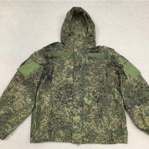 ロシアの軍服 陸軍迷彩レインスーツ(デジタルフローラ)とは?  0322   🇷🇺  ミリタリー