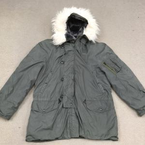 アメリカの軍服 空軍フライトジャケットN–3B(極寒候期用パーカー)とは? 0329   ミリタリー