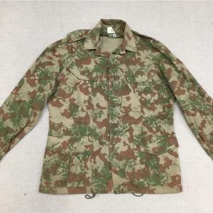 【南アフリカ】警察(SAP)特殊部隊迷彩フィールドジャケット(その2)とは?0366  🇿🇦 ミリタリー