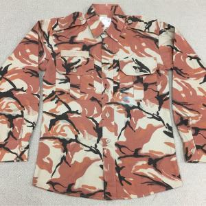 【オマーンの軍服】陸軍迷彩シャツ&トラウザースとは?0365  🇴🇲ミリタリー