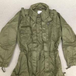 【オランダの軍服】陸軍戦車兵用カバーオール(タンカーススーツ)とは? 0367  🇳🇱 ミリタリー