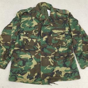 【アメリカの軍服】M65フィールドジャケット(リーフパターンモデル品)とは? 0380 🇺🇸ミリタリー