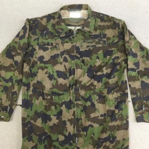 【スイスの軍服】陸軍戦車兵用カバーオール(TAZ90)とは? 0380 🇨🇭ミリタリー