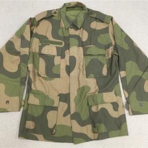 【ノルウェーの軍服】陸軍M98迷彩ジャケットとは? 0394🇳🇴ミリタリー