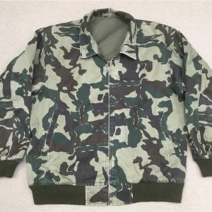 【自衛隊装備品】陸上自衛隊迷彩リバーシブルジャケット(末期熊笹迷彩PX品)とは? 0397 🇯🇵ミリタリー