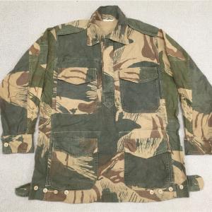 【パキスタンの軍服】陸軍空挺迷彩スモック(隠しボタンタイプ)とは? 0399 🇵🇰ミリタリー