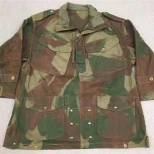【イギリスの軍服】陸軍空挺迷彩スモック(デニソンスモックモデル品②)とは? 0405🇬🇧ミリタリー