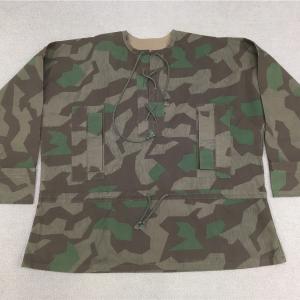 【ドイツの軍服】国防軍迷彩スモック(スプリンターパターン)とは? 0407 🇩🇪ミリタリー