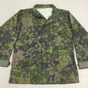 【国籍不明】フィンランド型迷彩戦闘服とは? 0411 Unknown ミリタリー