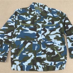 【中国の軍服】人民解放軍(PLA)海軍94式迷彩服(ブルーパターン)とは? 0413 🇨🇳ミリタリー
