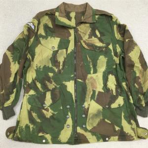 【イギリスの軍服】陸軍空挺迷彩デニソンスモック(戦後型モデル品)とは? 0428 🇬🇧ミリタリー