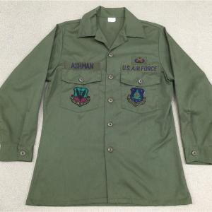 【アメリカの軍服】ユーティリティユニフォーム(OG–507空軍仕様)とは? 0431 🇺🇸ミリタリー