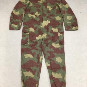 【イタリアの軍服】海軍サン・マルコ海兵団用迷彩カバーオールとは? 0434 🇮🇹ミリタリー