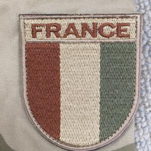 【フランスの軍服】陸軍砂漠用迷彩ジャケット(CCEデザート)とは? 0440 🇫🇷ミリタリー