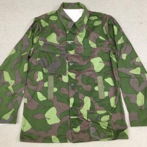 【フィンランドの軍服】陸軍M62リバーシブル迷彩スモックセットとは? 0443 🇫🇮ミリタリー