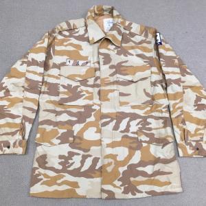 【韓国の軍服】陸軍砂漠用迷彩フィールドジャケット(デザートリーフパターン)とは? 0433 🇰🇷ミリタリー