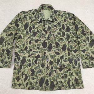 【韓国の軍服】陸軍迷彩ジャケット(ベトナム戦争期間モデル)とは?  0444 🇰🇷 ミリタリー