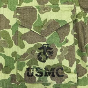 【国籍不明】M65タイプフィールドジャケット(ダックハンターパターン②)とは? 0445  Unknown ミリタリー