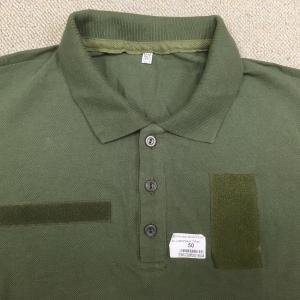 【ウクライナの軍服】陸軍特殊部隊用ポロシャツ(オリーブグリーン)とは? 0446 🇺🇦ミリタリー