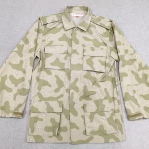 【クウェートの軍服】陸軍迷彩ユニフォーム(アメーバパターン)とは? 0447 🇰🇼ミリタリー