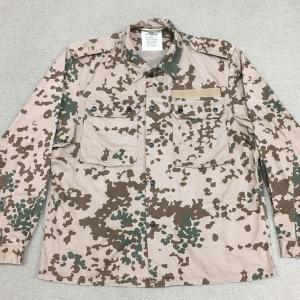 【ドイツの軍服】陸軍砂漠用迷彩ユニフォーム(デザートフレック迷彩)とは? 0453 🇩🇪ミリタリー