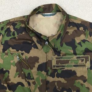 【スイスの軍服】陸軍迷彩ユニフォーム(TAZ−90)とは? 0461 🇨🇭ミリタリー