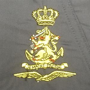 【オランダの軍服】空軍トレーニングウェア(ウインドブレイカー)とは? 0464 🇳🇱ミリタリー