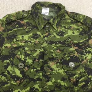 【カナダの軍服】陸軍迷彩ユニフォーム(CADPAT・PX品)とは? 0469 🇨🇦ミリタリー