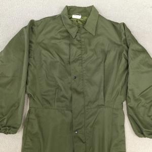 【アメリカの軍服】陸軍メカニックカバーオール(寒候期用)とは? 0470 🇺🇸ミリタリー