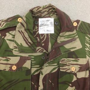 【南アフリカの軍服】陸軍特殊部隊迷彩フィールドジャケットとは? 0471 🇿🇦ミリタリー