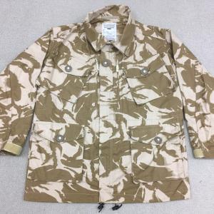 【イギリスの軍服】陸軍砂漠用迷彩ジャケット(デザートDPM・リップストップ)とは? 0480 🇬🇧ミリタリー